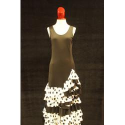 Vestido de Flamenca de Tirantes